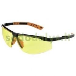 Apsauginiai geltoni akiniai UNIVET