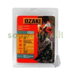 """Grandinė OZAKI 3/8""""LP .050"""" (1,3mm)  49 nareliai"""