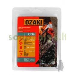 """Grandinė OZAKI 3/8""""LP .050"""" (1,3mm)  50 narelių"""