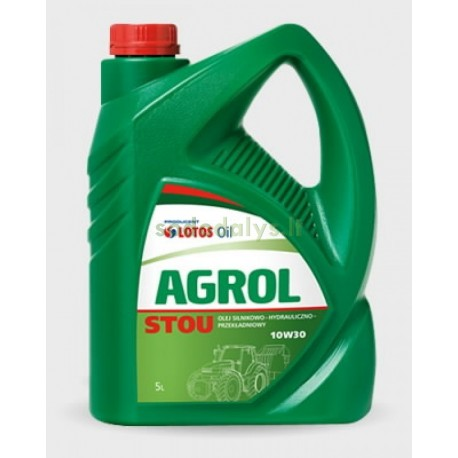 Alyva AGROLIS STOU 10W30 5L, Lotos Oil